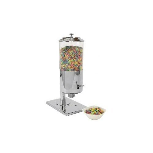 Buffet Enhancements 120 Oz. Bulk Single Cereal Dispenser