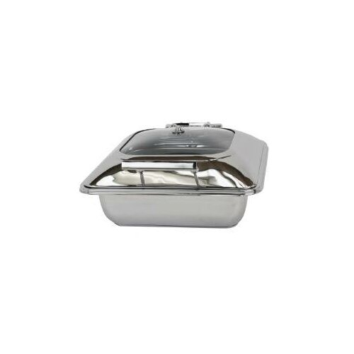 Buffet Enhancements New Age Style Stainless Steel Square Chafing Dish