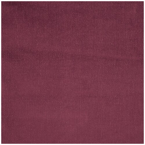 Elite Products Burgundy Solid Poly Cotton Cover