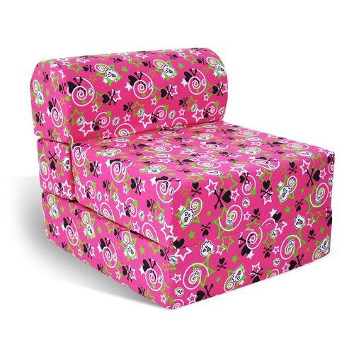 Fun Factory Twin Stars and Bones Studio Kid's Chair