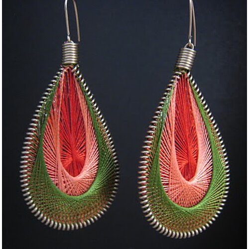 Sitara Jewelry Thread Earrings