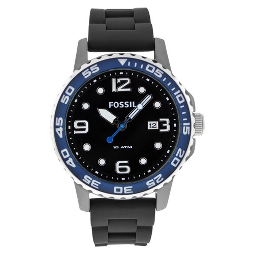 Ceramic Men's Watch in Black