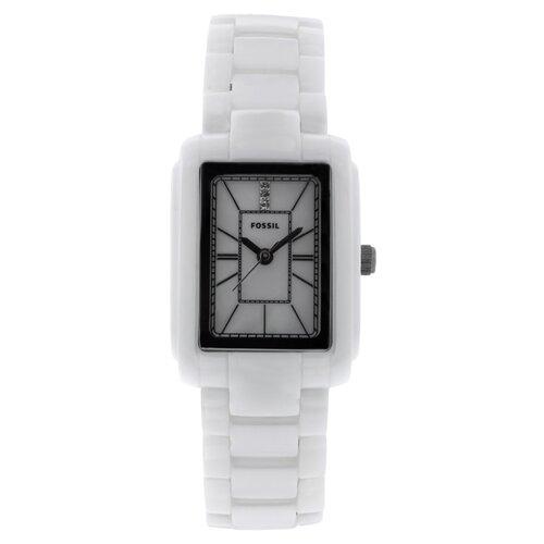 Fossil Ceramic Women's Watch in White