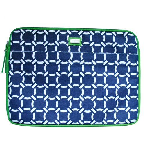 Ame & Lulu Harbor Laptop Sleeve