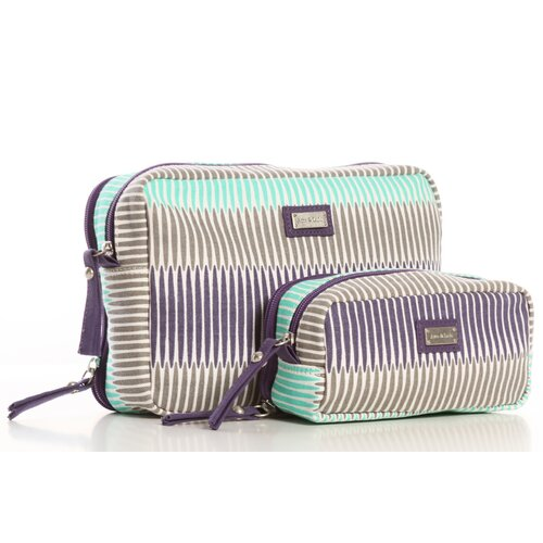 Ame & Lulu Cosmetic Bag