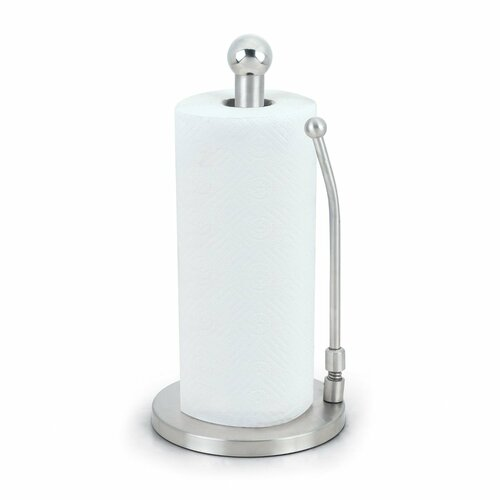 Cook N Home Steel Paper Towel Holder