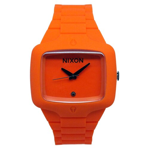 Nixon Men's Rubber Player Watch