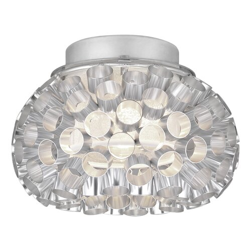 EGLO Rebell 1 Light Flush Mount