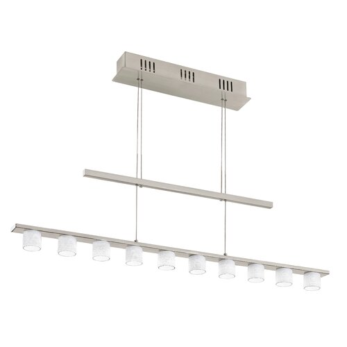 Pulsano 10 Light Linear Pendant