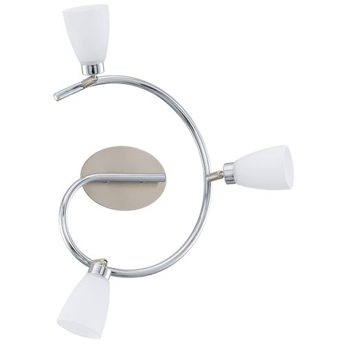 Cariba 3 Light Circle Track Light