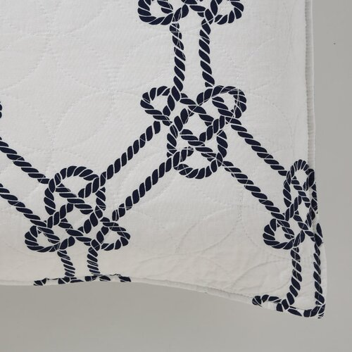 C & F Enterprises Knotty Buoy Cotton Sham