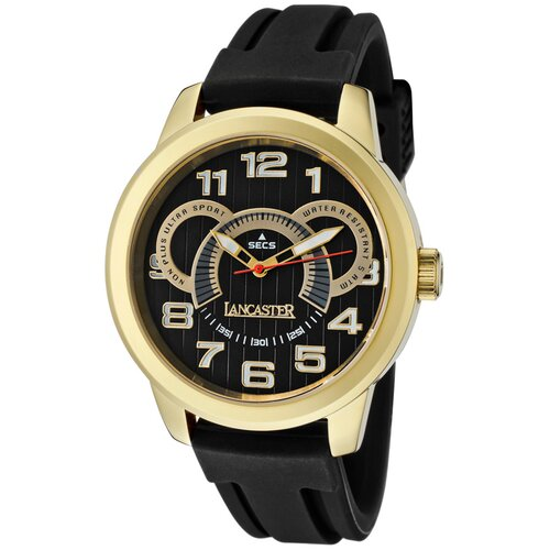 Men's Non Plus Ultra Sport Round Watch