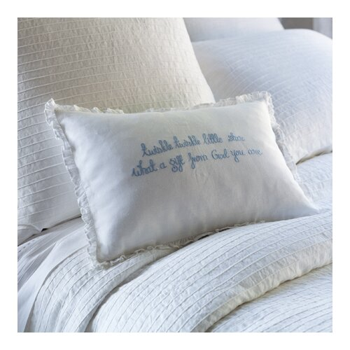 Taylor Linens Twinkle Twinkle Little Star Linen Pillow