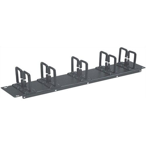 Quest Manufacturing 2 RU Horizontal Cable Manager