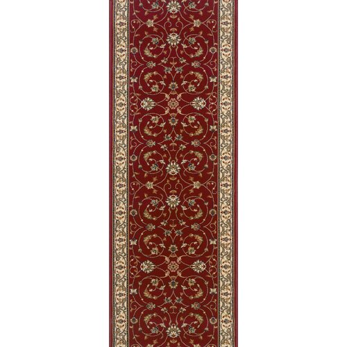 Rivington Rug Brilliant Frisco Burgundy Rug