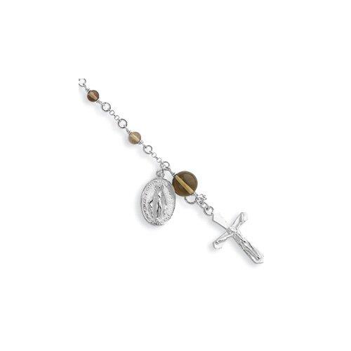 Rosary Topaz Children Bracelet