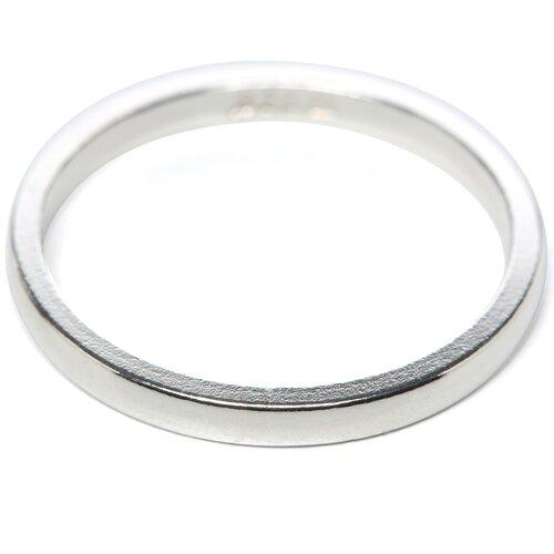Jewelryweb Sterling Silver 2mm Half-Round Band