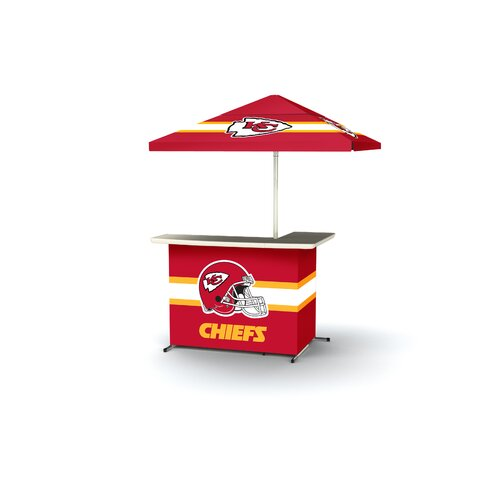 Best of Times NFL Standard Portable Bar