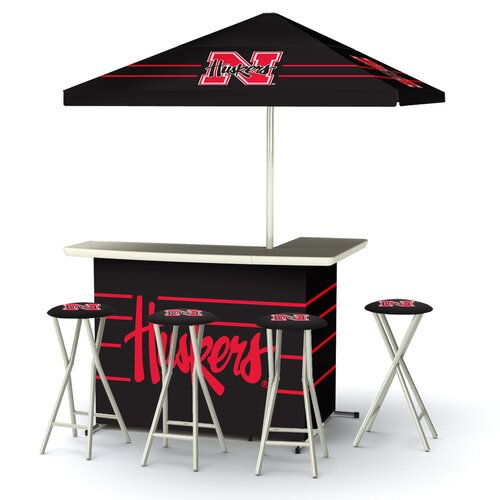 5 Piece Nebraska Bar Set
