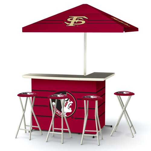 5 Piece Florida State Bar Set