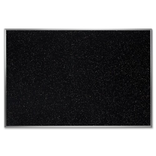 Ghent Rubber Tackboards, 3'x2', Confetti