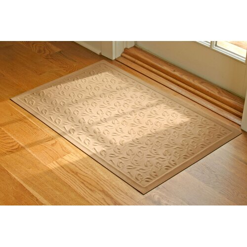 Bungalow Flooring Soft Impressions Dogwood Leaf Mat