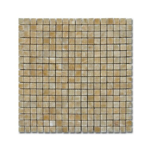 "MS International 5/8"" x 5/8"" Polished Mosaic Tile"