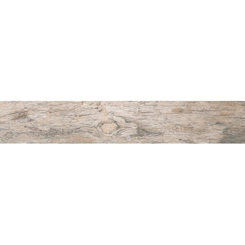 "MS International Redwood Natural 36"" x 6"" Porcelain Glazed Floor and Wall Tile in Glazed Textured"