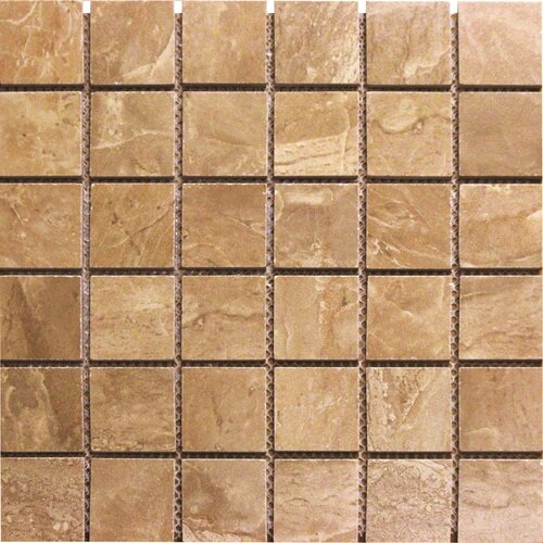 MSI Pietra Royal 2 X 2 Porcelain Polished Floor And Wall Mosaic T