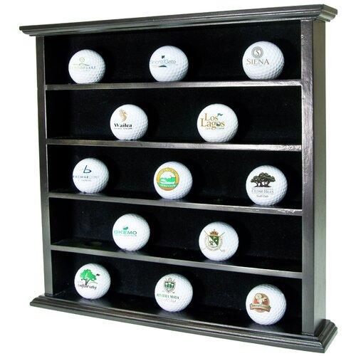 25 Ball Display Cabinet