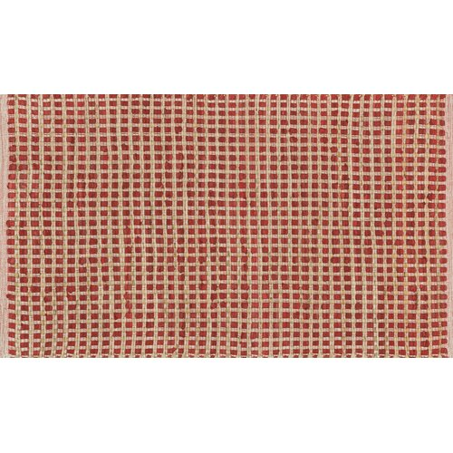 Plaid Rug: Red Plaid Area Rug