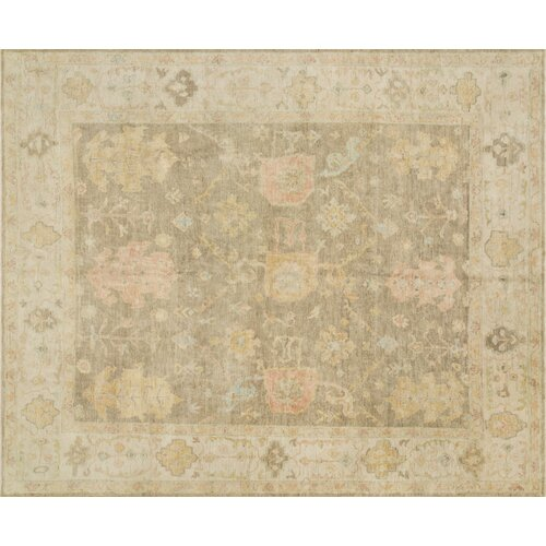 Vincent Moss Gray / Stone Rug