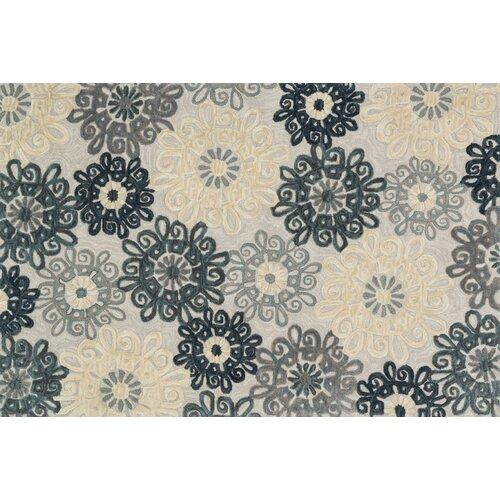 Gabriella Slate/Multi Floral Rug