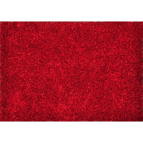 loloi rugs carrera shag red area rug reviews wayfair