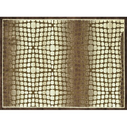 Loloi Rugs Halton Dark Brown / Tan Rug