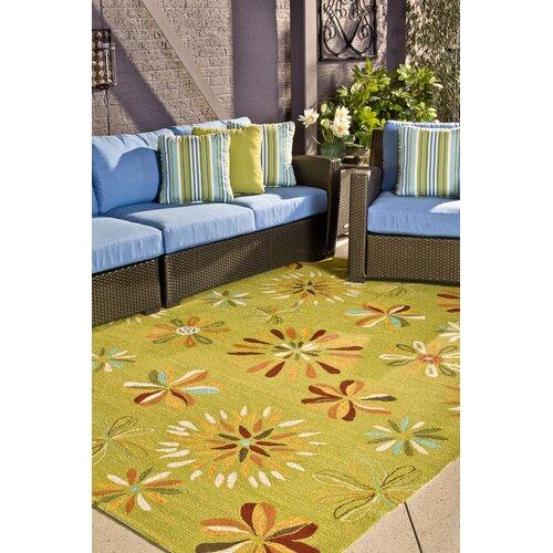 Loloi Rugs Sunshine Fern Indoor/Outdoor Rug
