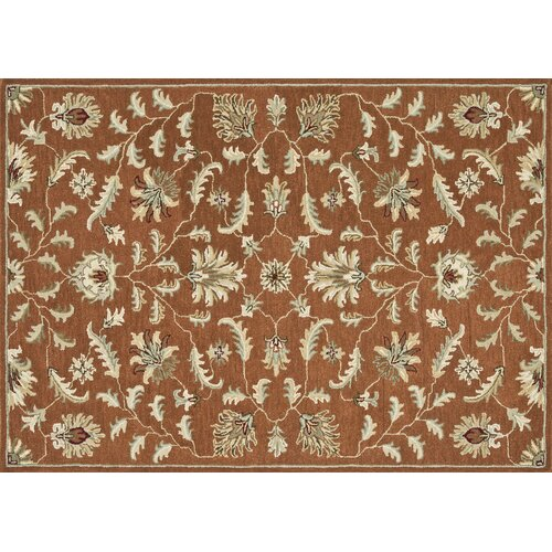 Fairfield Rust Rug