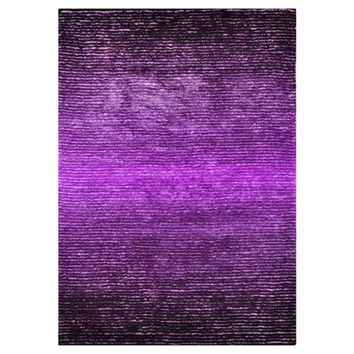 Jasper Shag Wineberry Rug