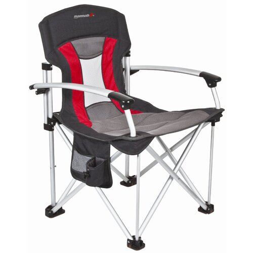 Basecamp Mammoth Deluxe Aluminum Outdoor  Chair