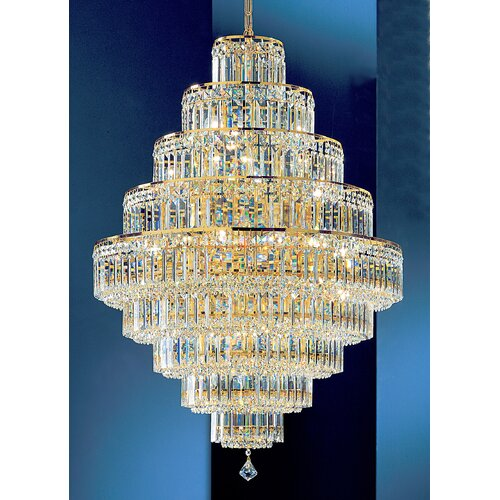 Classic Lighting Ambassador 30 Light Chandelier