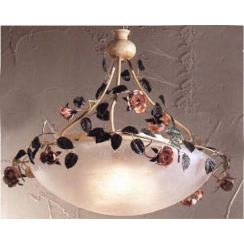 Classic Lighting Bouquet 3 Light Inverted Pendant