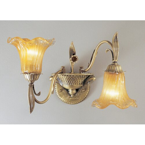 Classic Lighting Venezia 2 Light Up and Down Wall Sconce