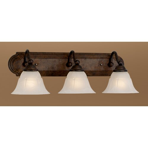 Classic Lighting Providence 3 Light Bath Vanity Light