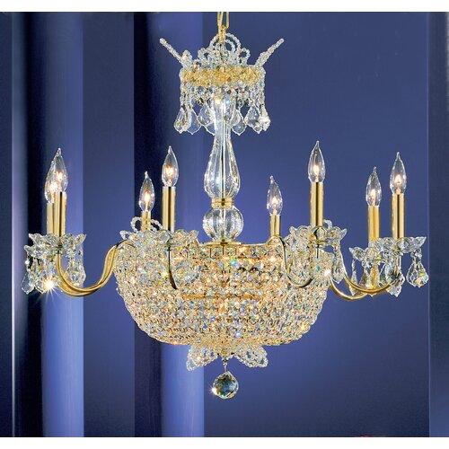Crown Jewels 24 Light Chandelier