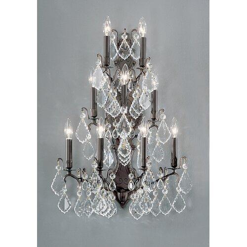Classic Lighting Versailles 9 Light Wall Sconce