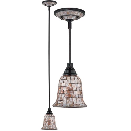 Pearl River 1 Light Pendant