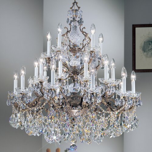 Madrid Imperial 2 Light Chandelier