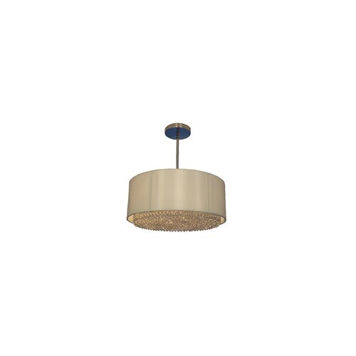 Newport 3 Light Drum Pendant