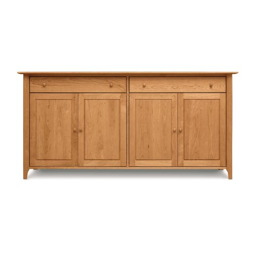 Copeland Furniture Sarah 4 Door and 2 Drawer Buffet
