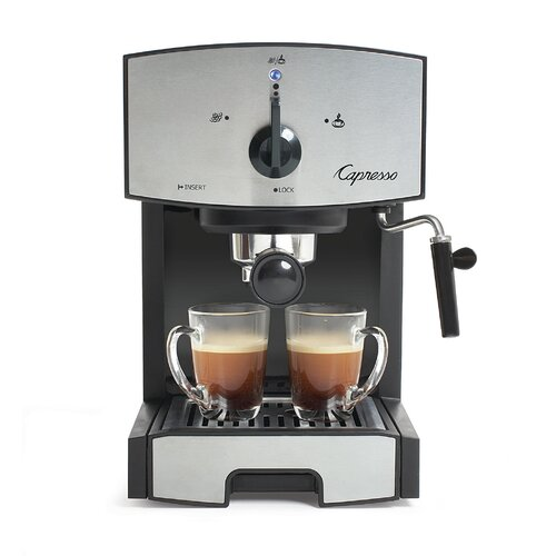 Espresso and Cappuccino Machine
